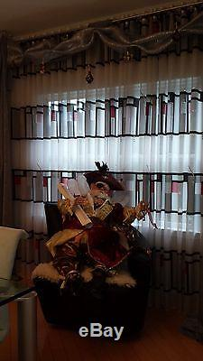 Mark Roberts Collectible Christmas PIRATE FAIRY 60 51-76322 with COA #27 of 250