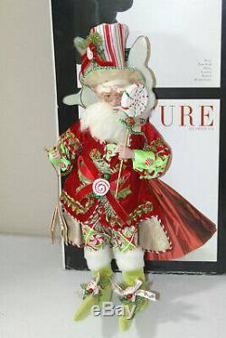 Mark Roberts Collectible Peppermint Pleasures Christmas Fairy Medium 18