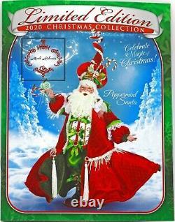 Mark Roberts Elves Candycane Elf 51-05550 Medium 17.5 Figurine