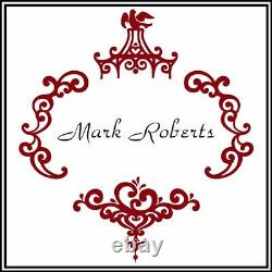 Mark Roberts Elves Drummer Boy Elf 51-05526 Medium 19.5 Figurine