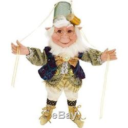 Mark Roberts Elves, King of Hearts Elf, Medium 18 Inches