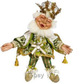 Mark Roberts Elves Mistletoe Magic Elf 51-05538 Medium 18.5 Figurine