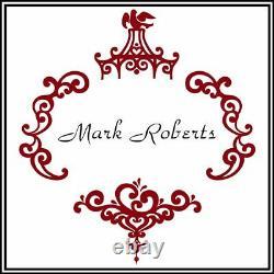 Mark Roberts Elves North Pole Holly Elf 51-05614 Medium 22.5 Figurine