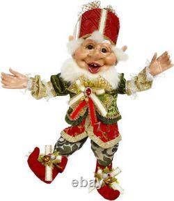 Mark Roberts Elves Present Elf 51-05530 Medium 18 Figurine