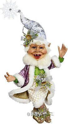 Mark Roberts Elves Snow Flakes Magic Elf 51-05542 Medium 19.5 Figurine