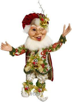 Mark Roberts Elves Sparkling Decorating Elf 51-05562 Medium 17 Figurine