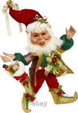 Mark Roberts Elves Stocking Stuffer Elf 51-05534 Medium 17 Figurine