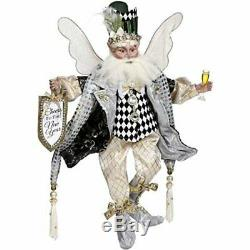 Mark Roberts Fairies 51-85910 Happy New Year Fairy Large 21 Inches