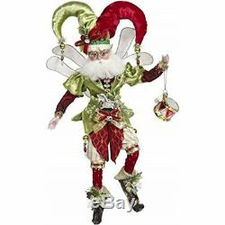 Mark Roberts Fairies, Christmas Ornament Fairy 51-85800 Large 20 Inches