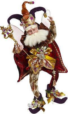 Mark Roberts Fairies Court Jester Fairy 51-05858 Medium 16 Figurine