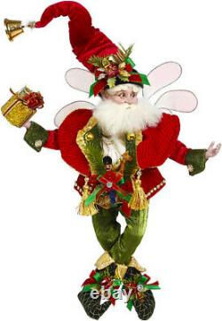 Mark Roberts Fairies Fairy of Christmas Presents 51-05870 Medium 16.5