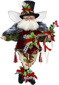 Mark Roberts Fairies Holly Berry Fairy 51-05900 Medium 18 Figurine