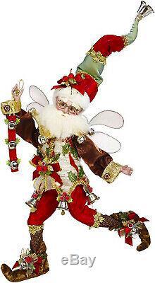 Mark Roberts Fairies Jingle Bells Fairy 51-05906 Medium 16 Figurine