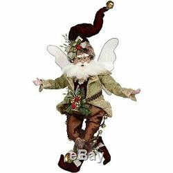Mark Roberts Fairies, Jingles Fairy 51-85872 Medium 18 Inches