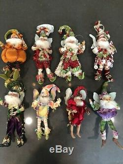Mark Roberts Fairies (Lot of 8) Fall, Christmas, Easter, Wine Lovers