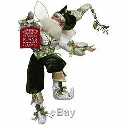 Mark Roberts Fairies Mistletoe Magic Fairy 51-78020 Large 20 inches