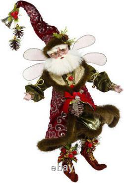 Mark Roberts Fairies Ole Christmas Fairy 51-05788 Medium 15.5 Figurine