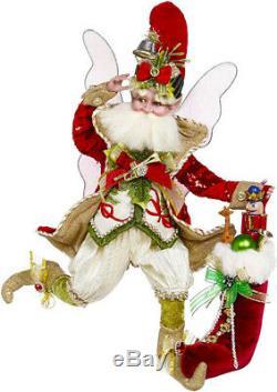 Mark Roberts Fairies Stocking Stuffing Fairy 51-05936 Medium 18 Figurine