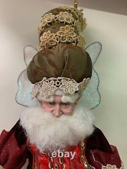 Mark Roberts Fairies Truffle Christmas Fairy 51-27822 Medium 20 Figurine