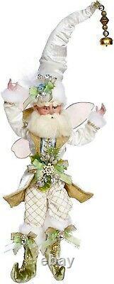 Mark Roberts Fairies Winter Mint Fairy 51-97330 Medium 15 Figurine