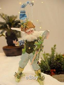 Mark Roberts Gardener Fairy, Med Limited Edition 2013