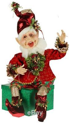 Mark Roberts Hollyberry Elf large 32