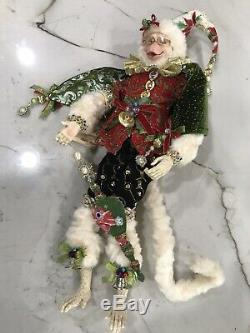 Mark Roberts Large Christmas Monkey Limited Edition 29 of 85