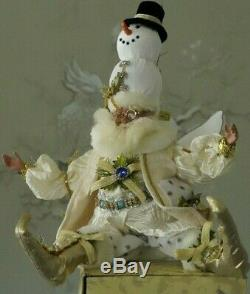 Mark Roberts Let It Snow Fairy, Med Limited Edition 2015