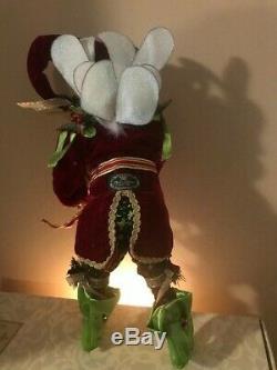 Mark Roberts Night Before Christmas Fairy, Lg, very Rare # 346 of 2000, 51-76148