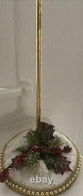 Mark Roberts Nutcracker Fairy, Medium #51-97250 And Stand! New Christmas Decor
