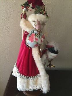 Mark Roberts Santas Favorite Toys Large Limited Edition #51-77838 NWOB
