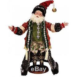 Mark Roberts Sparkling Santa