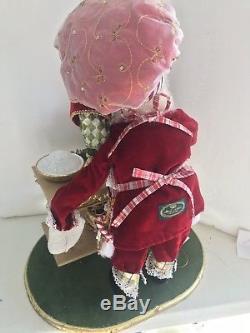 Mark Roberts Sweet Sensations Santa Extra Large Ltd Ed Rare