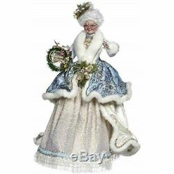 Mark Roberts The Elegance Of Mrs. Claus 51-85722 22 Inches