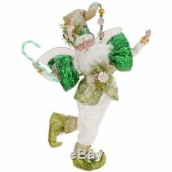 Mark Roberts Winter Mint Fairy, Large 18 Inches
