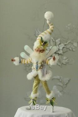 Mark Robets Winter Wonderland Fairy, Med Limited Edition 2017