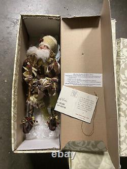 Mark roberts santa fairy Set Of 7