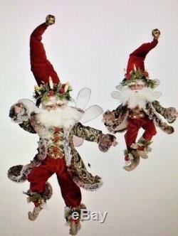 NIB Mark Roberts FATHER CHRISTMAS Fairy Medium 16 51-85884 Collectible Limited