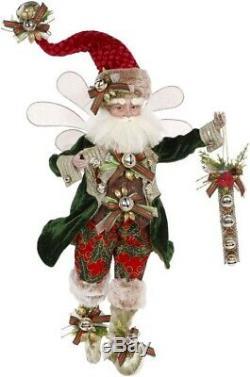 NIB Mark Roberts Joyeux Noel Fairy Medium 15 2019
