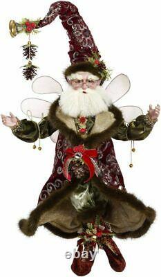 NIB Mark Roberts Ole Christmas Fairy Large 19.5