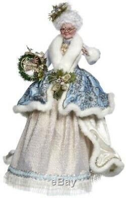 NIB Mark Roberts The Elegance Of Mrs. Claus 51-85722 22 Inches