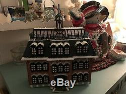 NIB National Lampoons Christmas Vacation Advent House CalendarL@@K