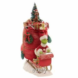 Possible Dreams A Very Merry Grinchmas Polyresin Dr Seuss The Grinch 6006035