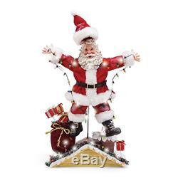 Possible Dreams National Lampoon Christmas Vacation Santa Clark 6000796 NEW