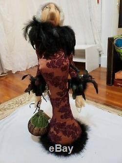 RARE Gathered Traditions Gallerie II Joe Spencer Madame Pletskaya No Cat