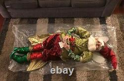 Rare Huge 60 Mark Roberts Christmas Fairy Christmas Ornament Fairy Le 26/150