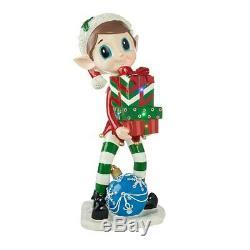 Raz Imports Santa's Little Helpers 37.5 Elf With Presents