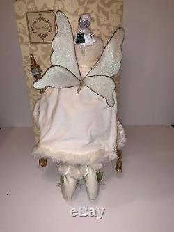 Retired Mark Roberts Ice Capades Fairy Medium 16 Limited Cert Auth 51-27900