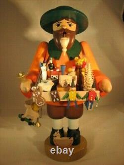 Richard Glaesser Large Toy Seller German Smoker