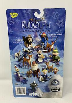 Rudolph Island of Misfit Toys 6 Action Figures All NIB